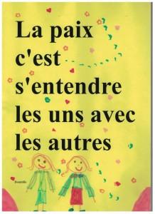 paix 015 218x300 Un livre pour la paix