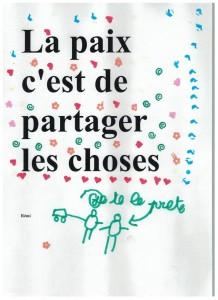 paix 016 218x300 Un livre pour la paix