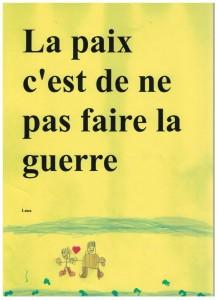 paix 019 218x300 Un livre pour la paix