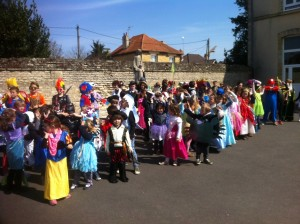 carnaval sainte marie 1