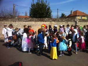 carnaval sainte marie 2