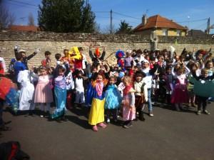 carnaval sainte marie