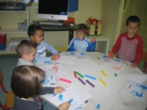 IMG 4927 300x225 Nos premiers jours en maternelle...