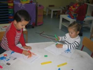 IMG 4928 300x225 Nos premiers jours en maternelle...