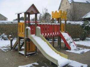 IMG 5779 300x225 De la neige à Luc sur Mer !!!