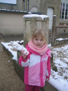 IMG 5789 e1521458725741 225x300 De la neige à Luc sur Mer !!!