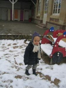 IMG 5790 e1521458717105 225x300 De la neige à Luc sur Mer !!!