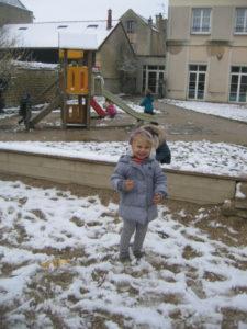 IMG 5806 e1521458652785 225x300 De la neige à Luc sur Mer !!!