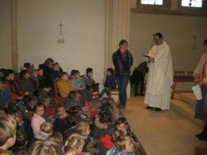 IMG 6702 300x225 Célébration de Noël à la chapelle de Luc sur Mer