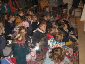IMG 6706 300x225 Célébration de Noël à la chapelle de Luc sur Mer