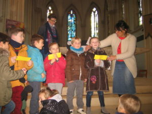 IMG 6708 300x225 Célébration de Noël à la chapelle de Luc sur Mer