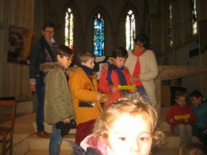 IMG 6709 300x225 Célébration de Noël à la chapelle de Luc sur Mer