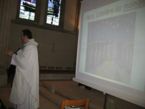 IMG 6711 300x225 Célébration de Noël à la chapelle de Luc sur Mer