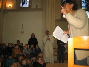 IMG 6716 300x225 Célébration de Noël à la chapelle de Luc sur Mer
