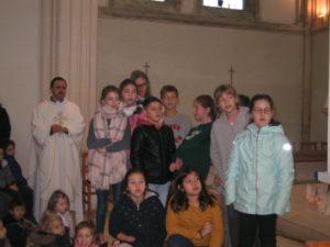 IMG 6721 300x225 Célébration de Noël à la chapelle de Luc sur Mer