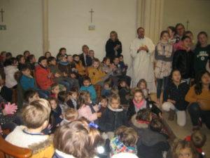 IMG 6722 300x225 Célébration de Noël à la chapelle de Luc sur Mer