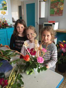 IMG 5651 e1554203706319 225x300 de lart floral à lécole !