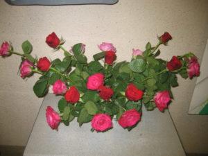 IMG 7076 300x225 de lart floral à lécole !