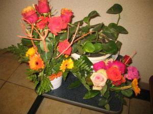 IMG 7077 300x225 de lart floral à lécole !