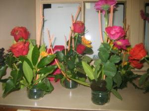 IMG 7078 300x225 de lart floral à lécole !