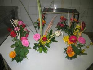 IMG 7080 300x225 de lart floral à lécole !