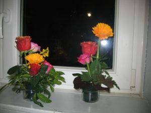 IMG 7083 300x225 de lart floral à lécole !