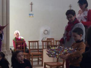 célébration pâques 11 300x225 Célébration de Pâques