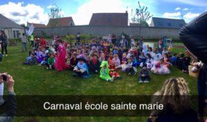 Carnaval sous le soleil